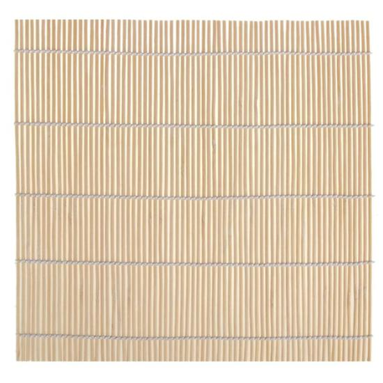 3 Stuks Bamboo Sushi Mat elemental goods