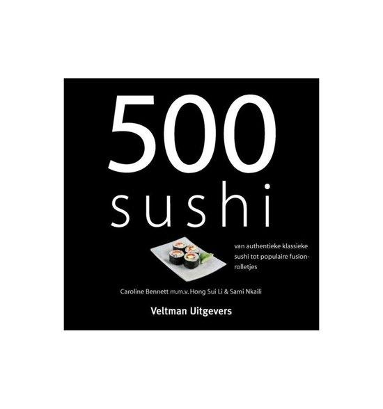 500 sushi caroline bennett