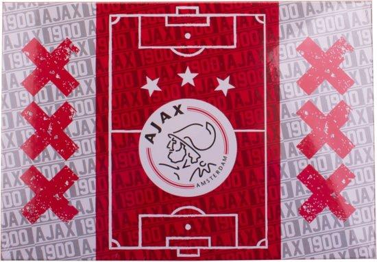 Ajax-puzzel veld 2019