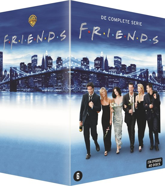Complete serie Friends