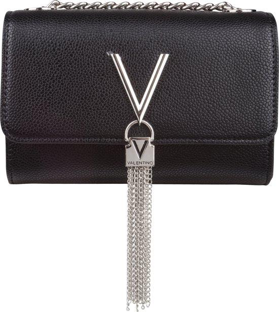 Zwarte crossbodytas van Valentino