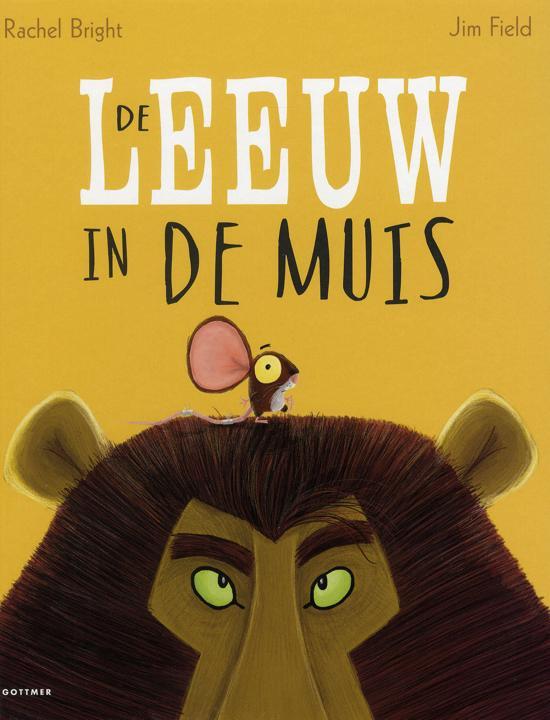 De leeuw in de muis boek