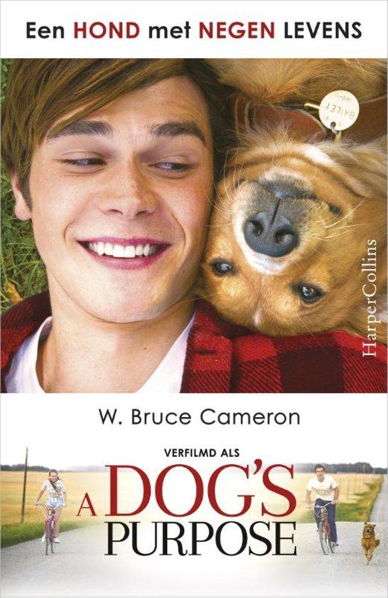 Boek over een hond met negen levens!