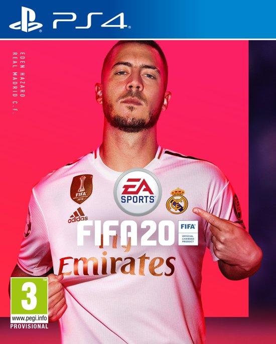 FIFA 20 voor de PS4