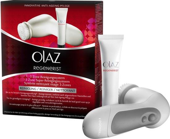 Gezichtsreinigingsborstel van Olaz!