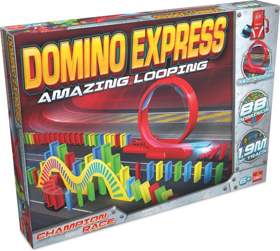 Goliath Games 81007 speelgoed domino express