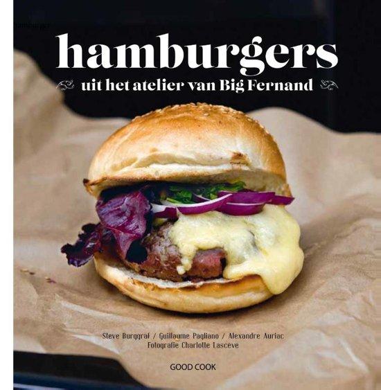 Hamburgers kook boek big fernand