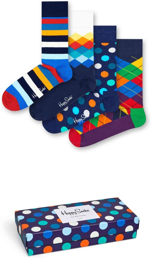 Happy Socks Big Dot Giftbox