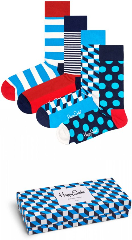 Happy Socks Special Filled Optic Giftbox