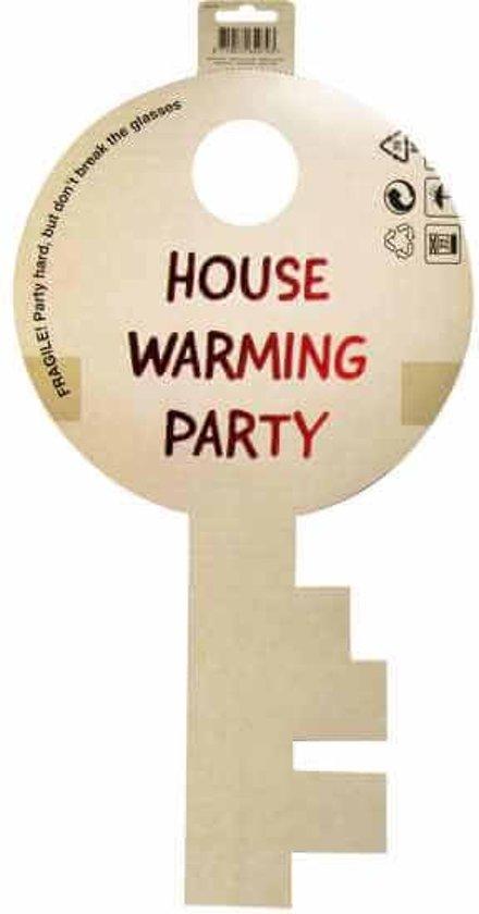 Housewarming deurversiering deurbord