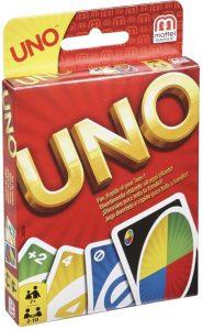 Kaartspel genaamd Uno