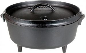 Lodge Logic Dutch oven Ø 25cm