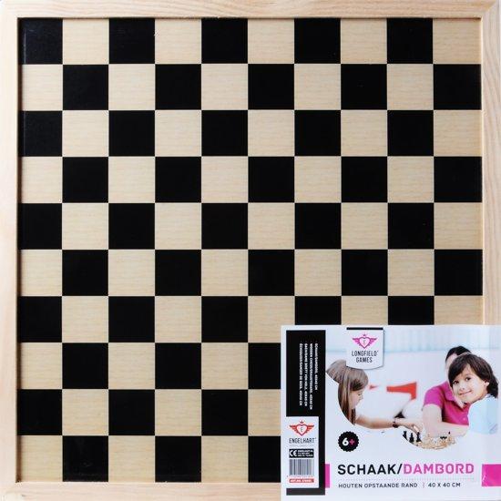 Longfield Games Schaak En Dambord