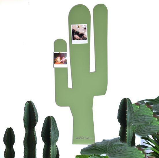 Magneetbord memobord Wonderwall Cactus