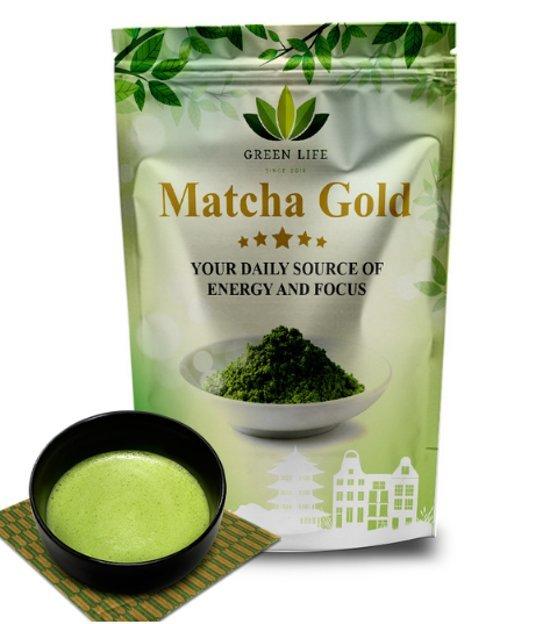 Groene Matcha Thee