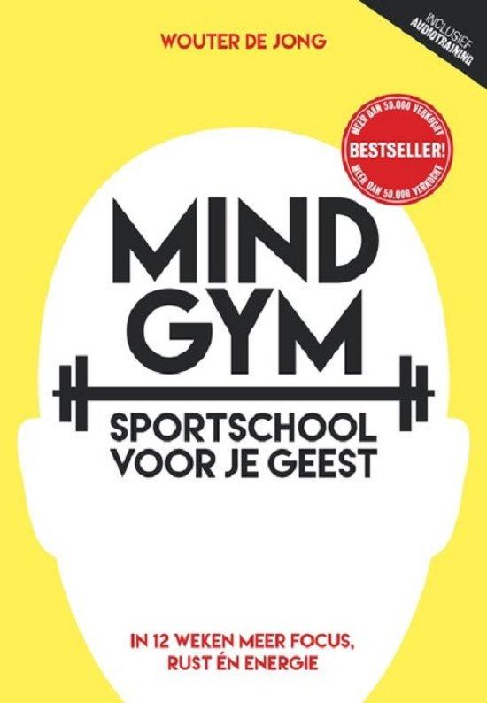 Mind gym boek wouter de jong