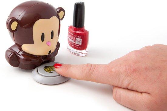 Monkey Nail Dryer Nageldroger