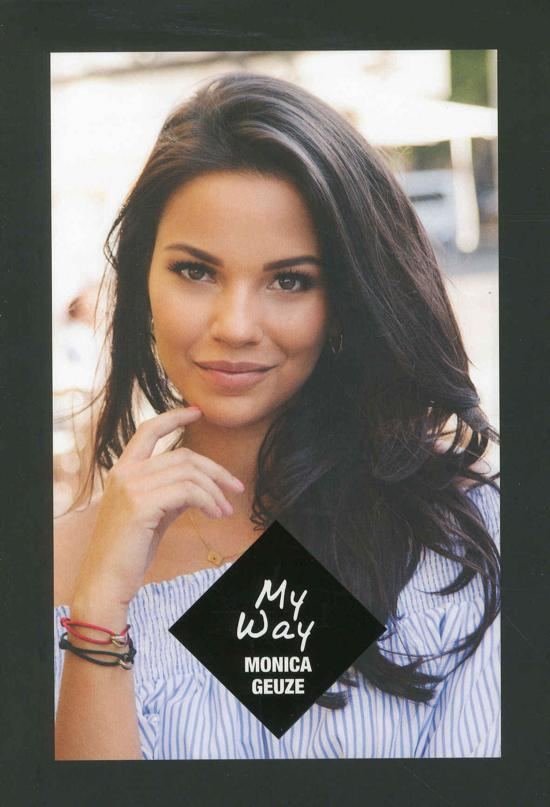 Boek My Way van Monica Geuze