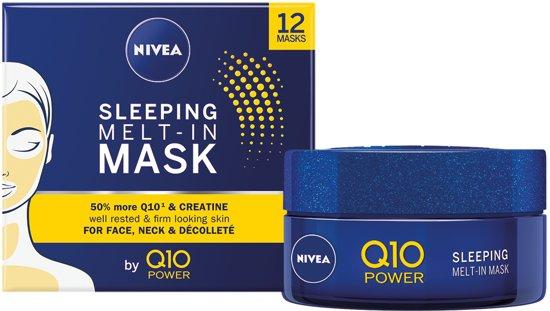 Nachtmasker van Nivea met Q10