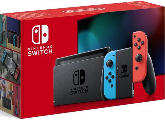 Nintendo Switch Console - 32GB rood blauw grijs
