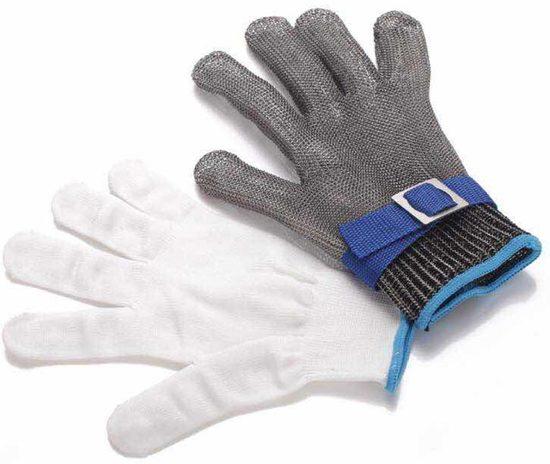 Oester handschoen maat batex