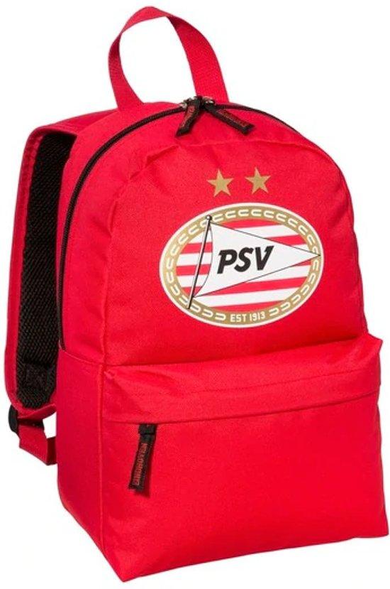 PSV rugzak rood