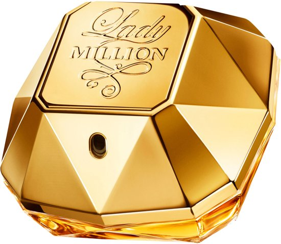 Paco Rabanne Lady Million Parfum goud