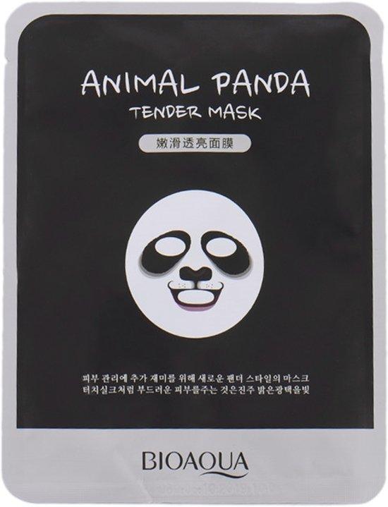 Panda Gezichtsmasker