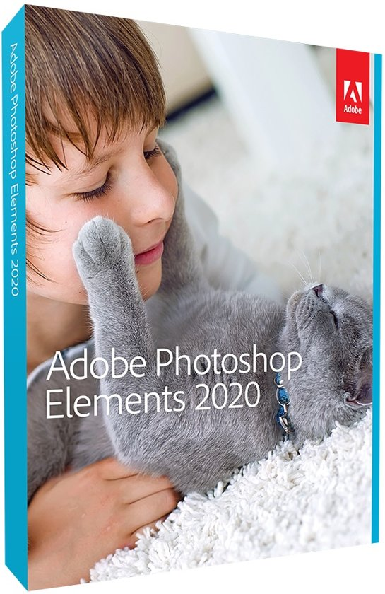 Photoshop Elements 2020 van Adobe