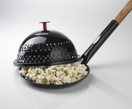 Popcorndeksel van 28 cm.