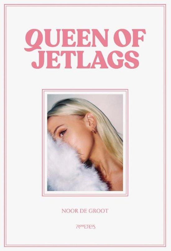 Queen of Jetlags boek