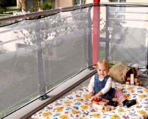 Reer - Veiligheidsnet voor balkon