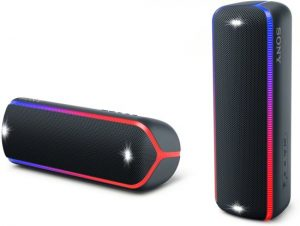 Sony SRS-XB32 - Bluetooth Speaker - Zwart