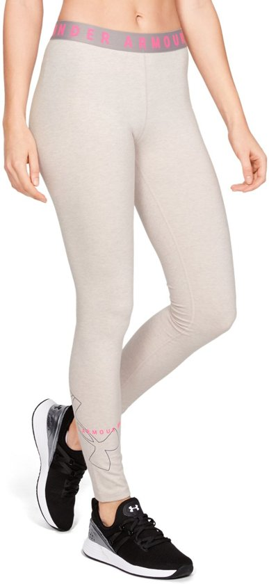 Roze sportlegging van Under Armour