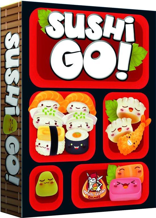 Sushi Go white goblins games
