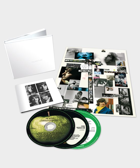 The Beatles - White Album Anniversary Edition