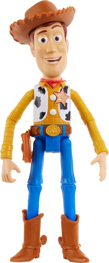 Toy Story 4 Pratende Woody