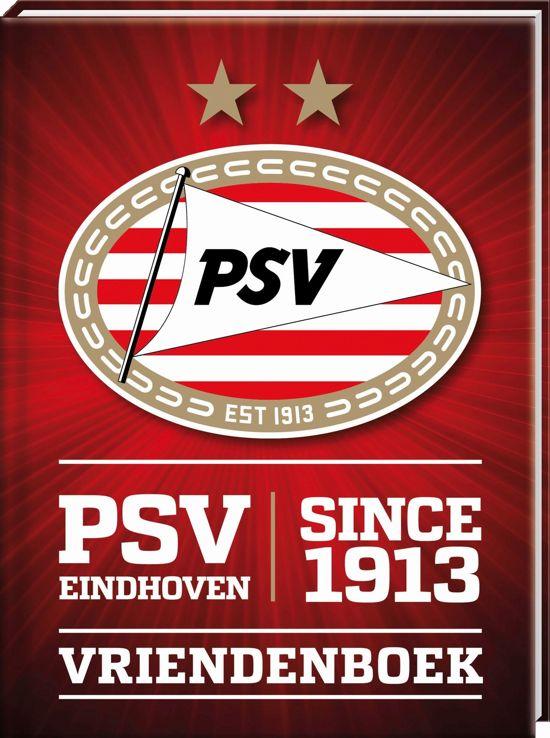 VRIENDENBOEK PSV - FSC MIX CREDIT