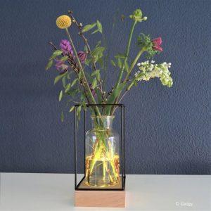 Vaaslamp met LED