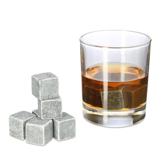 Whiskey stenen - herbruikbare ijsblokjes