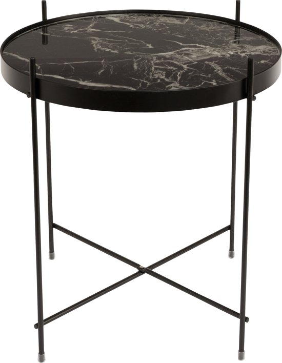 Zuiver Side Table Cupid Marble Bijzettafel