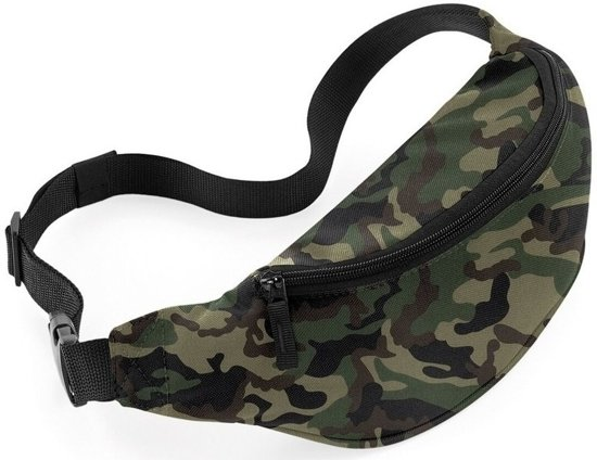 fanny pack camouflage
