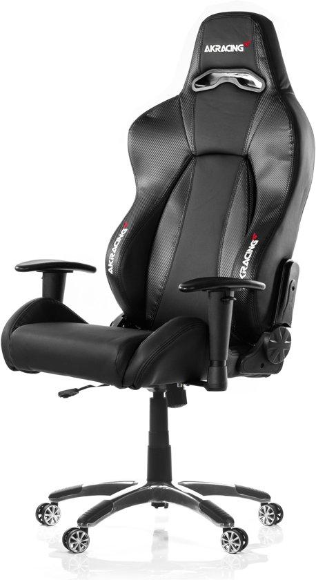 gaming stoel zwart