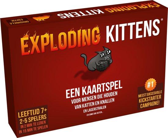 xploding Kittens Originele Editie