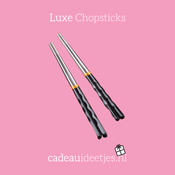 mooie-stalen-luxe-chopstic-zwart-silver