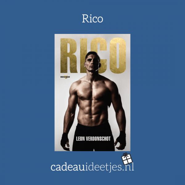 Boek over Rico Verhoeven