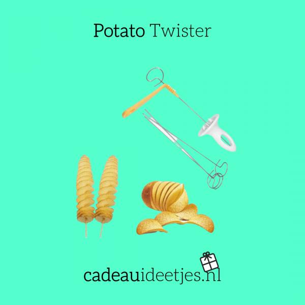 potato twister aardappel maker