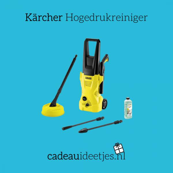 Kärcher K2 Home Hogedrukreiniger, 110 bar, 20 vierkante meter per uur