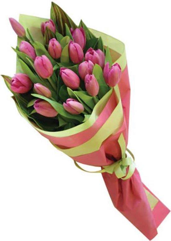 Bos Mooie Verse Tulpen