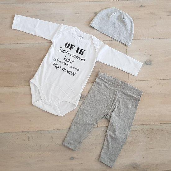 newborn babysetje unisex